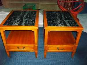 Hekman End Tables - $100 (NW Tallahassee)