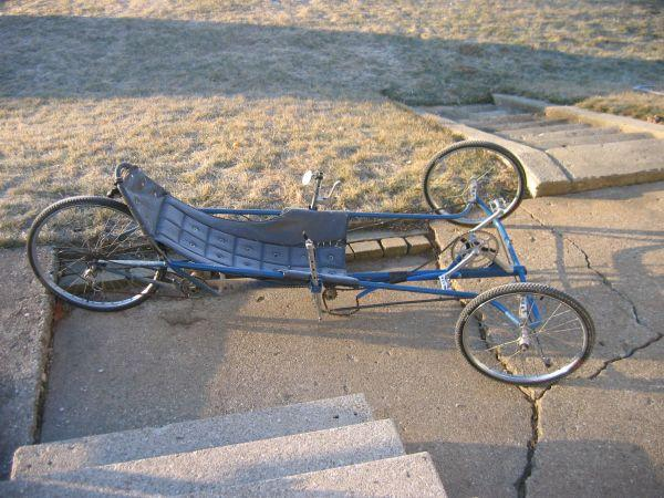 help stolen recumbent trike davison mi for sale in. Black Bedroom Furniture Sets. Home Design Ideas