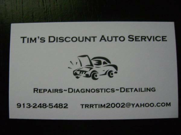 helping familys **auto repair /detailing ***cheap***