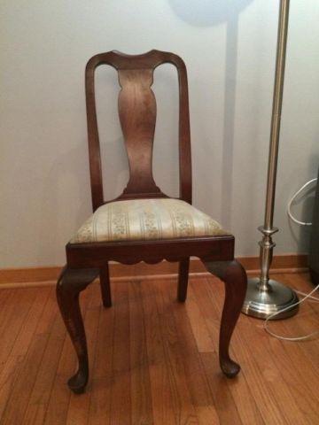 Henkel Harris Virginia Galleries   Side Chair