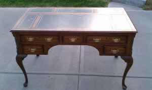 henredon historic natchez collection desk northwest