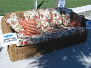 Henry Link Wicker Sofa 2 Available Surf City Nc For