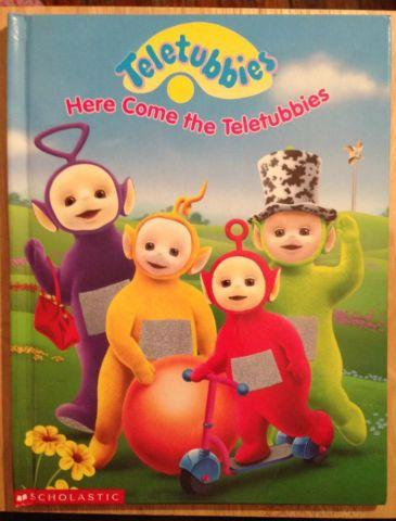 Here Come The Teletubbies Hardcover – October 1, 1998