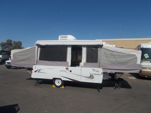 Heritage By Jayco Pop Up Tent Camper For Sale In Apache