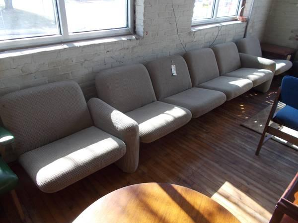 Herman Miller Chiclet Sofa for Sale in Greenwich