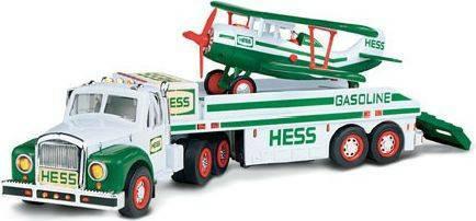 HESS TOY TRUCKS - $29