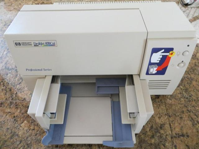 Hewlett Packard DeskJet 870Cxi Professional Series Printer