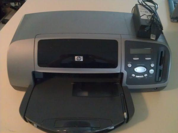 Hewlett Packard HP Photosmart 7350 Printer - $30