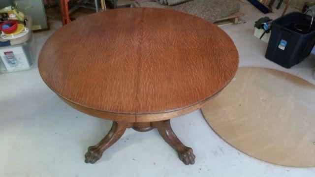 Heywood Wakefield and Antique Table - Heywood Wakefield And Antique Table For Sale In Marietta, Georgia