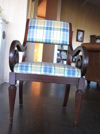 Hickory Chair- Robert Stern- designed Empire Side