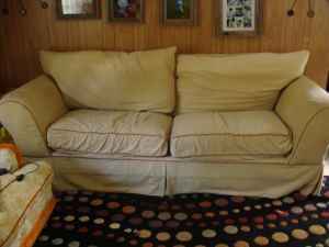 Old Time Pottery Couch Covers