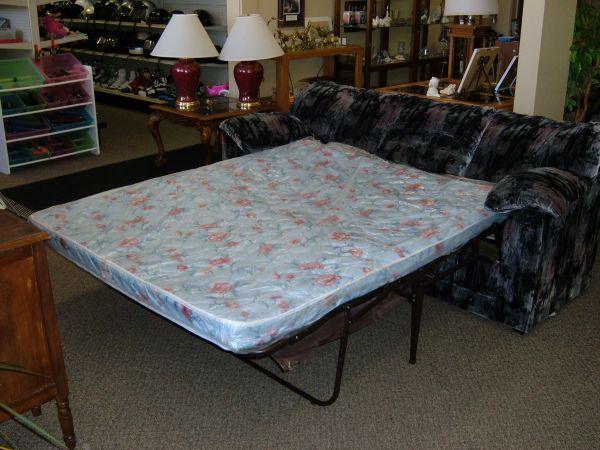 Hide A Bed Couch With New Mattres Nampa For Sale In