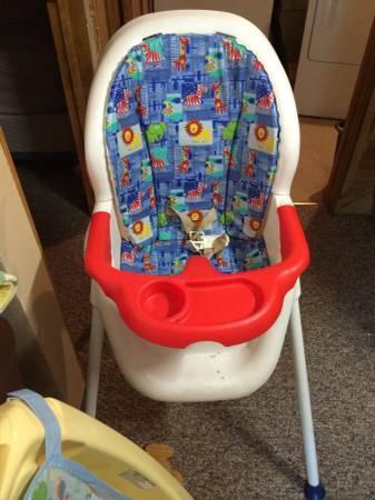 High chair - $10
