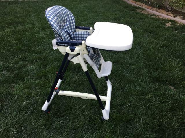 High Chair  Peg-Perego Prima Pappa