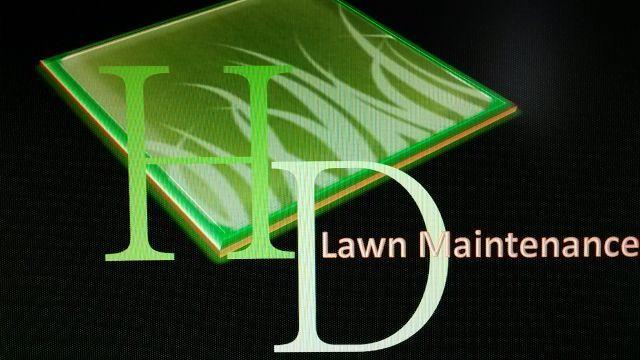 High Detail Lawn Maintenance