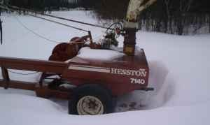 High Dump Wagon and Forage Chopper - $5200 (Lewis, NY)