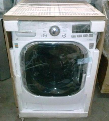 High-Efficiency All-in-One Washer and Electric Ventless Dryer New