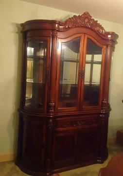 High End China Cabinet