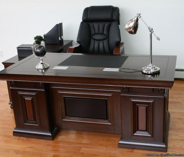 High Grade Amp Low Price Executive Desks Office Chairs
