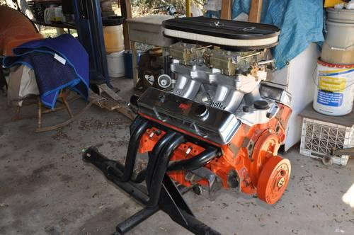 High Performance 350 Cid Chevy Engine For Sale In San