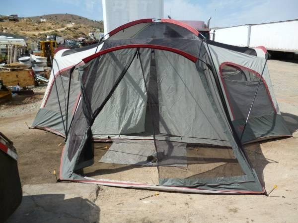 HIGH QUALITY 10 PERSON FAMILY TENT - $225 & HIGH QUALITY 10 PERSON FAMILY TENT - for Sale in Jean Nevada ...