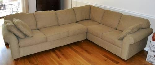 Merveilleux High Quality Bauhaus USA 2pc Sectional Sofa