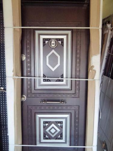 High Quality Security Metal Doors And Remote Garage Doors
