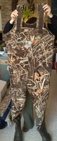 High quality waders - XL - $100