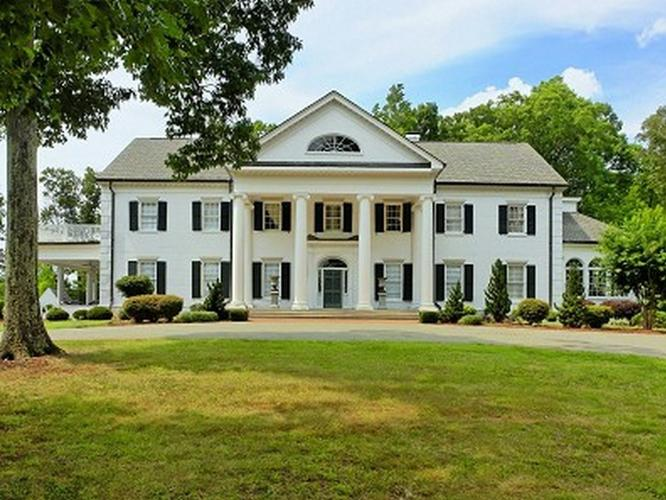 Highfield plantation for sale in raleigh north carolina Antebellum plantations for sale