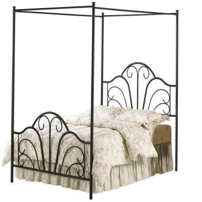 Hillsdale Furniture Dover Queen-Size Canopy Bed