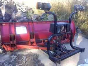 Hiniker Snow Plow - $2500 (redkey, in) on