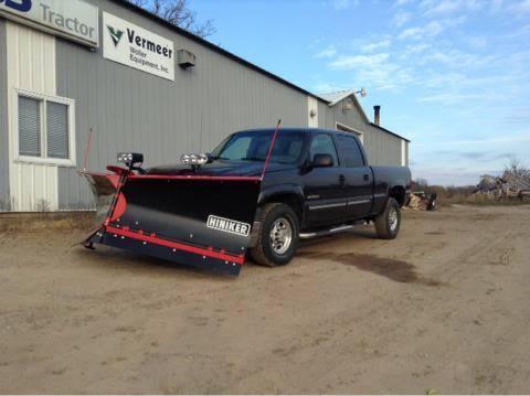Hiniker Snow Plow - $4500 on