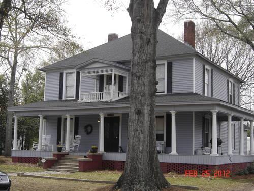 Historic 5 Bedroom 3 Bath Home For Sale In Tifton