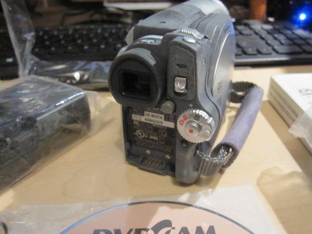 Hitachi DVD Video Camera  Recorder