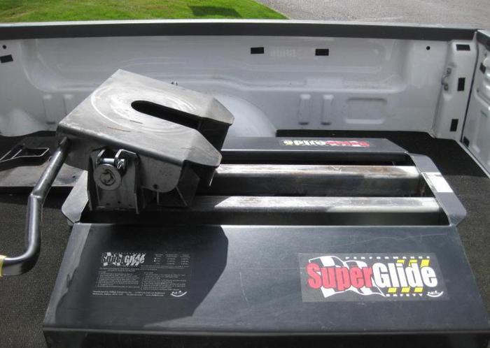 Adjustable Tow Hitch >> HITCH . Super Glide Performance 5th WHEEL Adjustable HITCH with Rails - (Jantzen Beach - PDX ...
