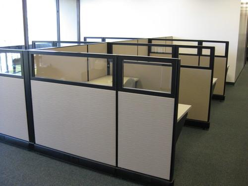 Superbe HM Cubicles With Glass For Sale In Gardena, California