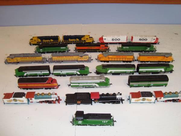 Ho train sets for sale