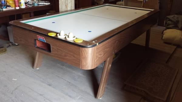 Man Cave Games For Sale : Hockey table vintage awesome condition man cave