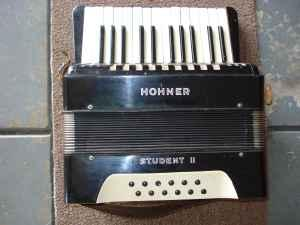 Hohner Student Ii Accordion Canfield For Sale In