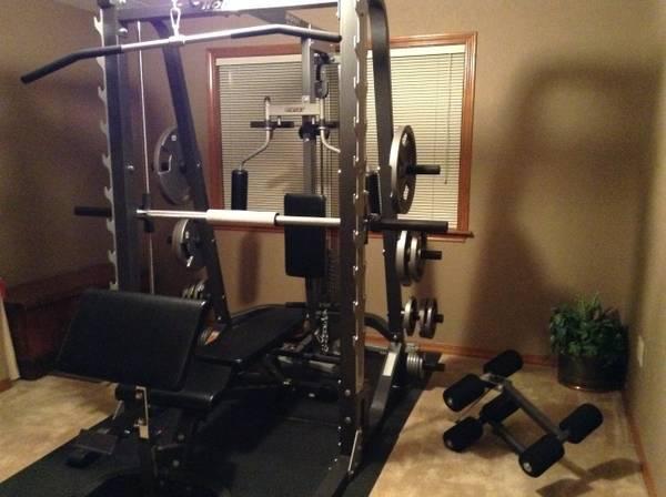 Hoist fitness full cage system