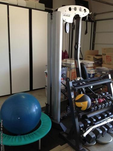 Hoist v home gym for sale in el dorado hills california