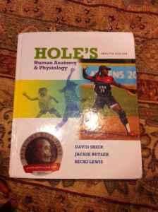 Holes human anatomy and physiology 12th edition - for Sale
