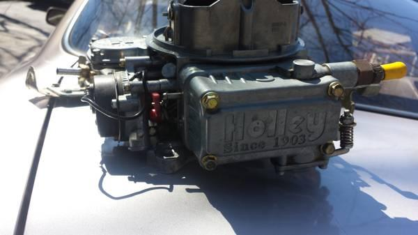 Holley Electric Choke Installation Information