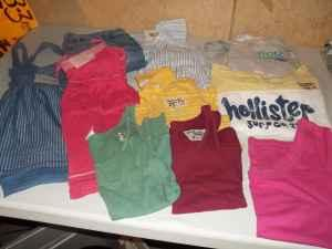 Hollister teen/jr clothing (mhd)