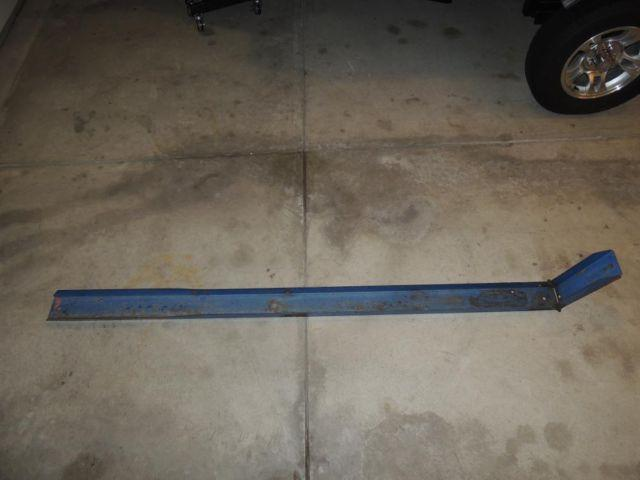 Holsclaw Motorcycle Trailer Rails Original For Sale In