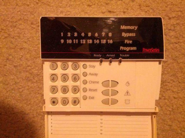Security Jobs In Dallas >> Home Alarm Keypad - DSC PC5532 LED KEYPAD For PC5010 ...