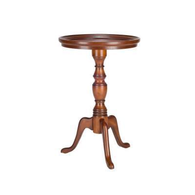 Home Decorators Collection Amanda Round Tea Table