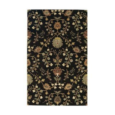 Home Decorators Collection Baroness Deep Charcoal 2 Ft X 3 Ft Area Rug For Sale In Dothan