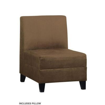 Home Decorators Collection Cayenne Chair Moroccan Brown