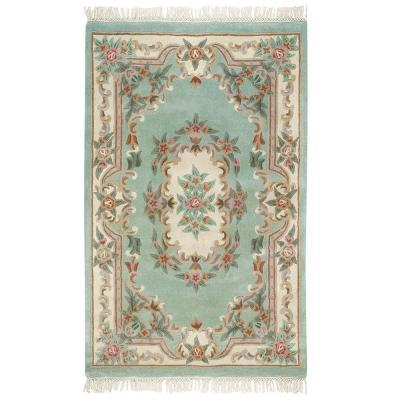 home decorators collection imperial light green 4 ft x 6